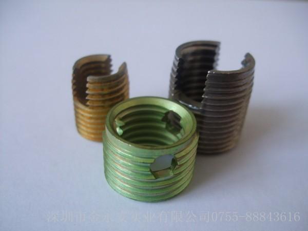 进口KKV自攻螺套的产品质量